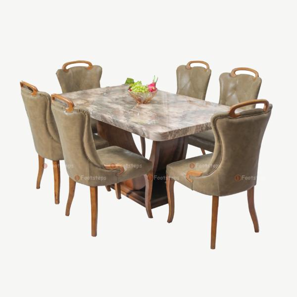 marbel dining set