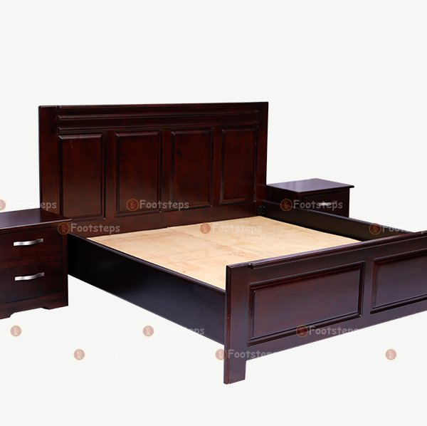 Montauk Solid Wood Bed (2)