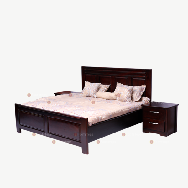 Montauk Solid Wood Bed (4)