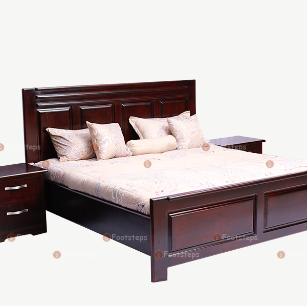 Montauk Solid Wood Bed (5)