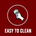 Easy to clean Brand 2