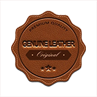Genuine leather Brand 4