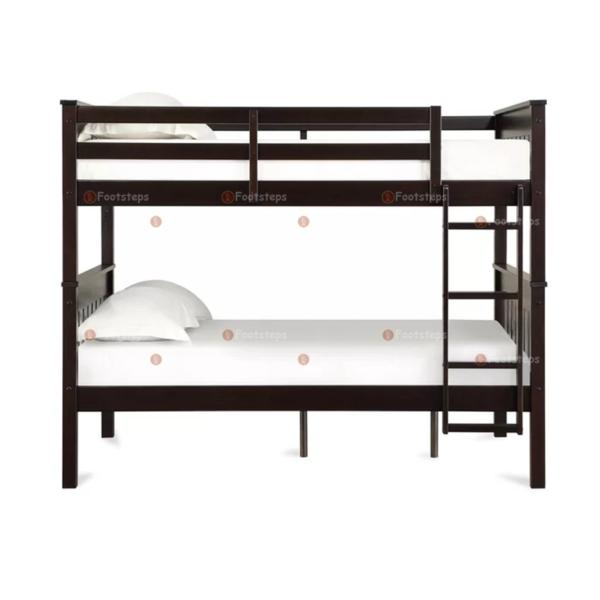 AlmedaCheatham Full Over Full Bunk Bed 5
