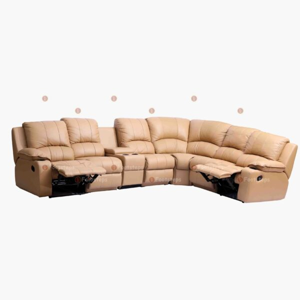 6 seater recliner