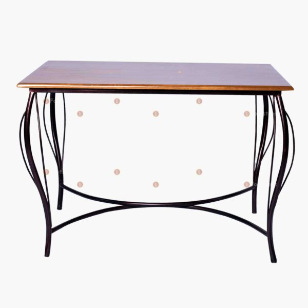 Metalic dining table 2