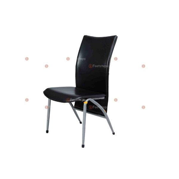 black bar seat #1