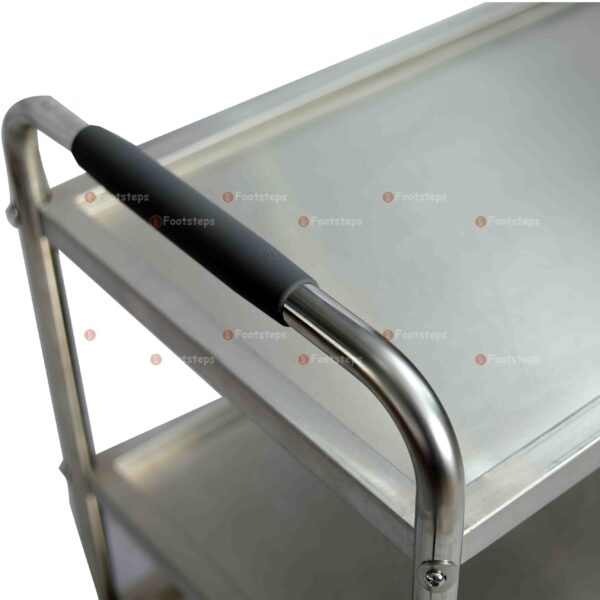 food carrier silver #1
