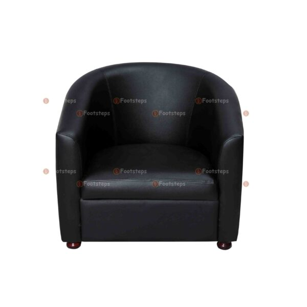 ofice waiting chair black #2