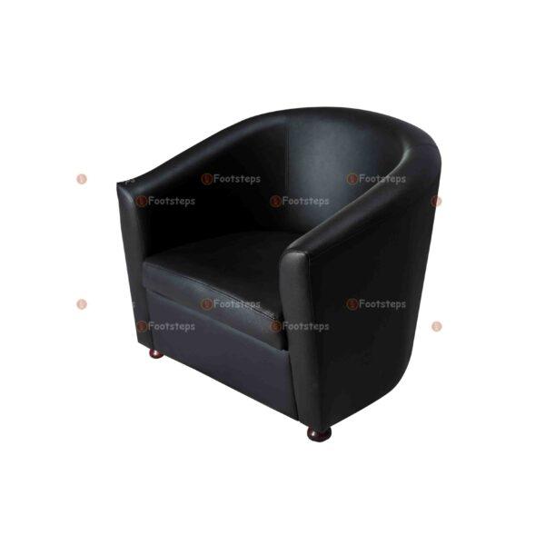 ofice waiting chair black #3