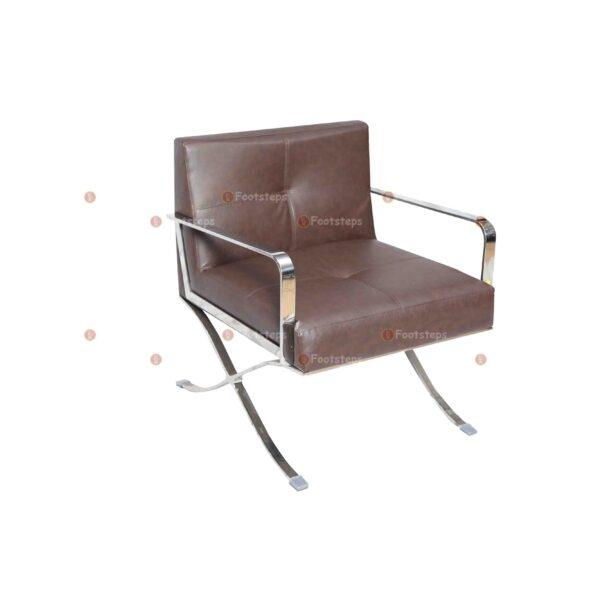 waiting chair brown#1