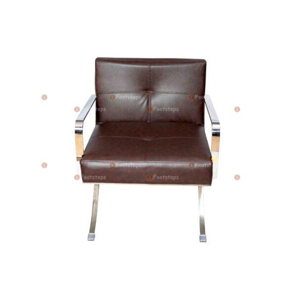 waiting chair brown#3